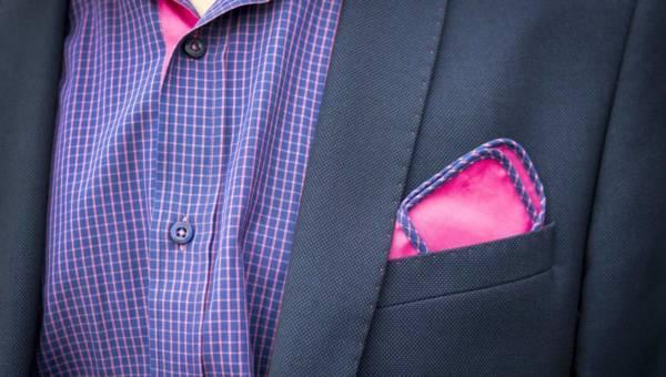 Z czym nosić koszule męskie we wzory?